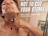 FOTO si VIDEO. Campanie anti-fumat SOCANTA, insa de data aceasta pozele sunt REALE