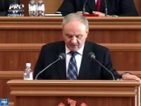 Presedintele moldovean se opune deschiderii unui consulat rus la Tiraspol
