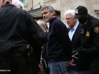 Arestat pentru ca protesta in fata Ambasadei Sudanului, George Clooney a fost eliberat