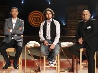 Nervii concurentilor, pusi la incercare de jurati, in a doua editie-spectacol MasterChef