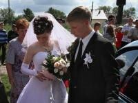 Pozele de nunta pe care toti le-ar ascunde. Doar ei se mandresc cu ele. Galerie FOTO