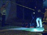 Un barbat din Florida, inghitit in propria casa de un crater de 30 de m aparut sub patul sau
