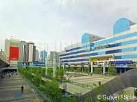 Cel mai mare mall de pe planeta este in China si are o singura problema: este pustiu. Galerie FOTO