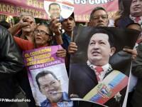 Presedintele venezuelean Hugo Chavez, spitalizat la Caracas, are probleme respiratoriii grave