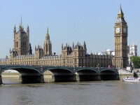 Senatul britanic: \