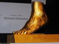 Piciorul de aur al lui Lionel Messi costa 5,25 milioane de dolari. Uite cum arata