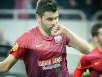 Steaua - Chelsea 1-0. Ros-albastrii au invins detinatoarea Ligii Campionilor. Raul Rusescu a marcat