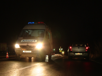 8 persoane au fost ranite intr-un grav accident rutier petrecut in judetul Sibiu