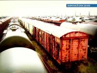 Falimentul CFR Marfa. Vagoanele pe care s-au platit 10 milioane de euro, desi nu incap in tuneluri