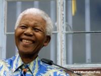 Starea de sanatate a lui Nelson Mandela este buna, dar are probleme cu memoria