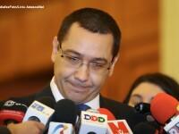 Victor Ponta va prelua interimar functia de ministru al Justitiei, in urma unei discutii cu Basescu