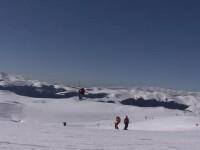 Statiunile montane sfideaza primavara: la munte inca se schiaza. Cu cat s-au