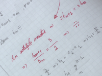BACALAUREAT 2013. Barem matematica. Calculeaza-ti nota