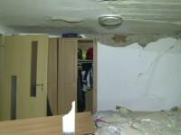 O vila din Sibiu, distrusa complet de o explozie. Cinci oameni au fost la un pas sa-si piarda viata