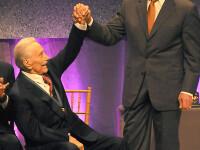 A murit Joe Weider, mentorul lui Arnold Schwarzenegger si fondatorul Mr Olympia