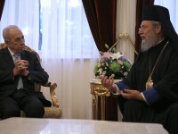 Biserica Ortodoxa din Cipru vrea sa-i convinga pe antreprenorii rusi sa nu plece din cauza crizei