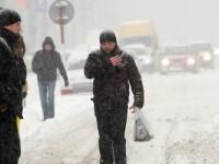 Gerul a pus stapanire din nou pe Romania, iar temperaturile scad pana la -25 de grade Celsius. Prognoza meteo pana sambata