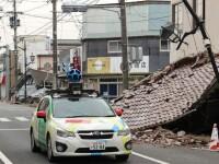 Google Street View a explorat orasele-fantoma din Japonia, abandonate dupa dezastrul de la Fukushima