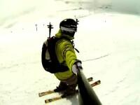 8.000 de turisti si-au petrecut weekend-ul pe schiuri. Preturile, cu 30% mai mici