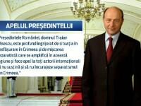 Concluzia sedintei convocate de Basescu la Cotroceni: Romania nu este afectata direct de situatia din Ucraina