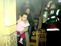Explozie puternica intr-un bloc din Timisoara. Un barbat care a vrut sa schimbe o butelie a ajuns in stare grava la spital
