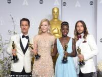 OSCAR 2014. Vedetele de la Hollywood au stralucit pe covorul rosu. Cele mai frumoase tinute de la decernarea premiilor