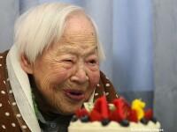 Misao Okawa, cea mai batrana persoana din lume, a murit la varsta de 117 ani