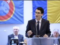 Razvan Burleanu, presedintele FRF, prins conducand cu peste 100 de kilometri in localitate. Ce sanctiune a primit