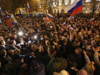 Criza din Ucraina. UE a pregatit primele sanctiuni pentru Rusia. Kievul cere urmarirea internationala a lui Ianukovici