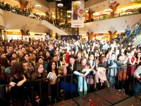1.384 de femei i-au adus Clujului primul titlu GUINNESS WORLD RECORDS®