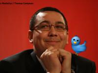 Politicienii europeni se intrec la urmaritori falsi pe Twitter. Victor Ponta e in top 5
