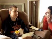 Ultima dorinta inainte de moarte a unui adolescent bolnav de cancer cerebral.