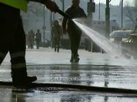 Marea CURATENIE a Capitalei. Toate strazile din Bucuresti vor fi spalate cu apa si detergent in urmatoarea perioada