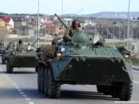 Criza in Ucraina. Porosenko sustine ca un oras din estul tarii a fost atacat de tancuri rusesti.