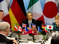 Sanctiuni pentru Rusia: nu mai e invitata la intalnirile marilor puteri. Liderii G-7 nu au adoptat nicio masura concreta