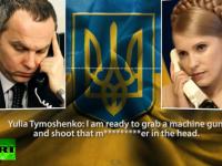 Iulia Timosenko, intr-o inregistrare ajunsa online: E timpul sa punem mana pe arme si sa ii ucidem pe rusi si pe liderul lor