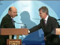Presedintele Basescu, la bilantul MApN: Orice strateg trebuie sa se intrebe: Cine urmeaza, Transnistria sau Moldova?