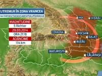 Explicatiile expertilor, dupa cel mai puternic cutremur din 2014, in Romania. La ce ne putem astepta