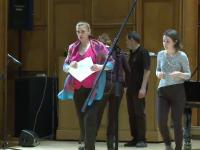 Marcel Iures, Victor Rebengiuc, Maia Morgenstern sau Felicia Filip s-au reunit pe scena pentru a-si ajuta colegii nevoiasi