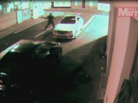 A vrut sa fure o masina, dar a patit-o cum nu se putea mai rau. Nici politistii nu si-au putut stapani hohotele de ras
