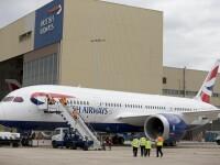 Un avion British Airways a aterizat de urgenta la Bucuresti. Ce s-a intamplat cu unul dintre pasagerii unui Boeing 787