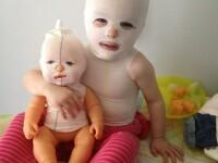 Fetita care