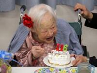 Cea mai in varsta persoana din lume a implinit 117 ani. Care este secretul longevitatii ei
