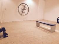 Cersetorii tigani din Romania care au ajuns exponate intr-un muzeu de arta din Suedia.