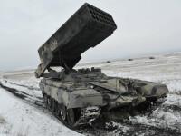 Rusia a invitat statele NATO la discutii despre securitate, la Moscova si a inceput exercitii militare de amploare
