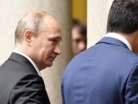 Rusia a facut pact cu Italia. Putin: Roma, un partener privilegiat