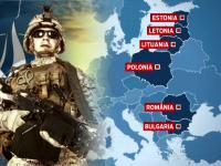 Seful fortelor americane in Europa acuza Rusia ca vrea sa preia controlul asupra gurilor Dunarii. Scenariul anticipat de NATO