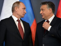 Prima lovitura pe care Ungaria o da Europei, dupa vizita lui Putin la Budapesta. Ce a declarat Orban despre relatia UE-SUA