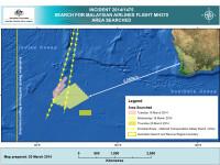 Premierul australian a anuntat ca zona de cautari a avionului disparut MH370 va fi dublata