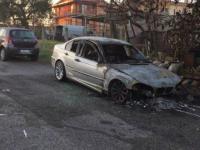 Nou caz de incendiere a unei masini cu numere de Romania, la Roma. Reactia Ministerului de Externe